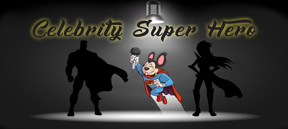Celebrity Super Hero